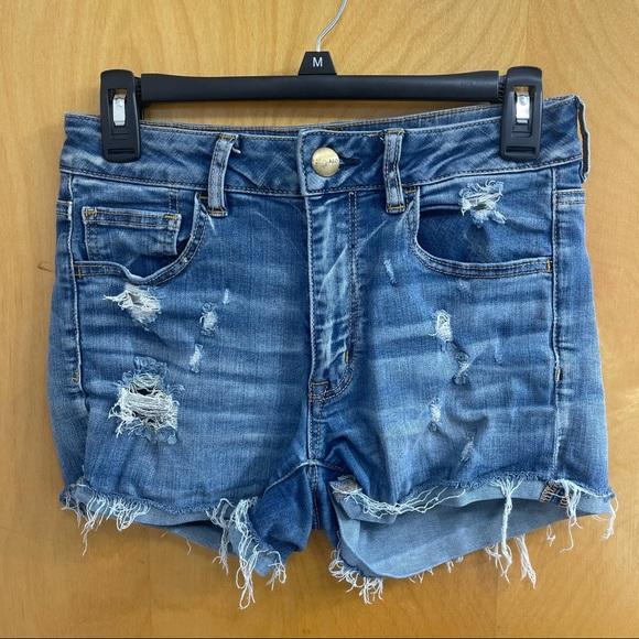 AEO Denim Shorts